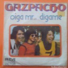 Discos de vinilo: GAZPACHO. Lote 104178291