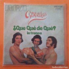 Discos de vinilo: GAZPACHO. Lote 104178391