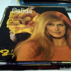 Discos de vinilo: EP DALIDA PARS VG++. Lote 104179895