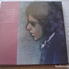 Discos de vinilo: BOB DYLAN BLOOD ON THE TRACKS . Lote 104186579