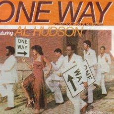 Discos de vinilo: AL HUDSON & THE PARTNERS - SINGLE 1979. Lote 104190179