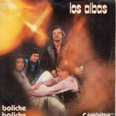 Discos de vinilo: LOS ALBAS - SINGLE 1971. Lote 104190287