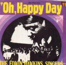 Discos de vinilo: THE EDWIN HAWKING SINGER - SINGLE1969. Lote 104190491