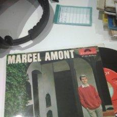Discos de vinilo: EP MARCEL AMONT MARÍA ET LE POT AU LAIT EX. Lote 104207403
