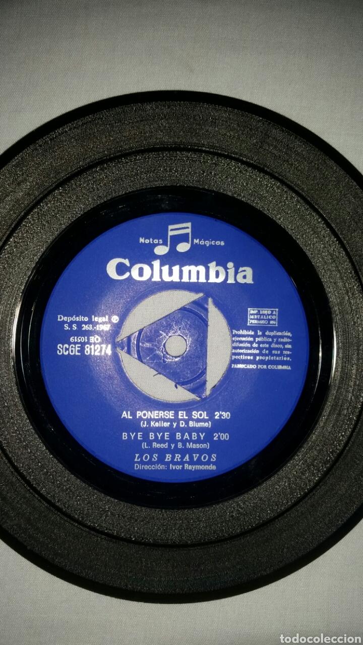 Discos de vinilo: los Bravos los chicos con las chicas Columbia - Foto 2 - 104210450
