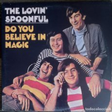 Discos de vinilo: THE LOVIN' SPOONFUL - MORE GOLDEN SPOONFUL (EVERYTHING PLAYING+DO YOU BELIEVE IN MAGIC) 2 LP BUDDAH. Lote 104220803