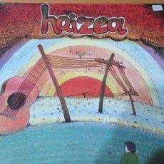 Discos de vinilo: HAIZEA LP HAIZEA. Lote 170882877