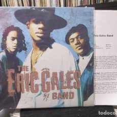 Discos de vinilo: THE ERIC GALES BAND - THE ERIC GALES BAND (LP, ALBUM) 1991 GERMANY. Lote 104235443