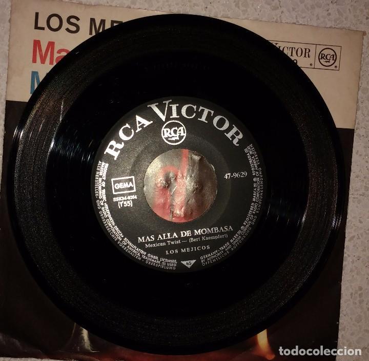 Discos de vinilo: LOS MEJICOS. MÁGIC TRUMPET. MÁS ALLÁ DE MOMBASA - Foto 2 - 104240847