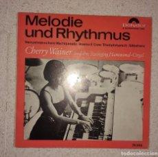 Discos de vinilo: CHERRY WAINER – MELODIE UND RHYTHMUS. EDICION ALEMANA. Lote 104240903