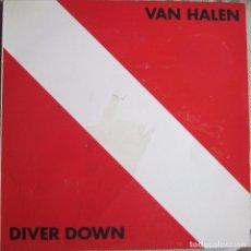 Discos de vinilo: VAN HALEN: DIVER DOWN. Lote 104253367