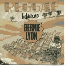 Disques de vinyle: BERNIE LYON - HELL / WHITE FISH (SINGLE ESPAÑOL, BARCLAY 1980). Lote 104259083