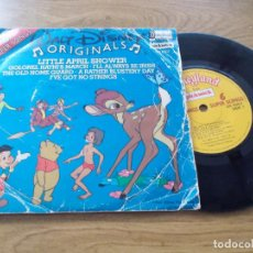 Discos de vinilo: WALT DISNEY.ORIGINALS. LITTLE APRIL SHOWER. Lote 104262479