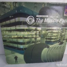 Discos de vinilo: THE MUSCLE PACK. THE EXPERIMENTAL POWEHOUS COMPILATION. EP VINILO .DOS DISCOS. LOOP RECORDS 1996. Lote 104262947