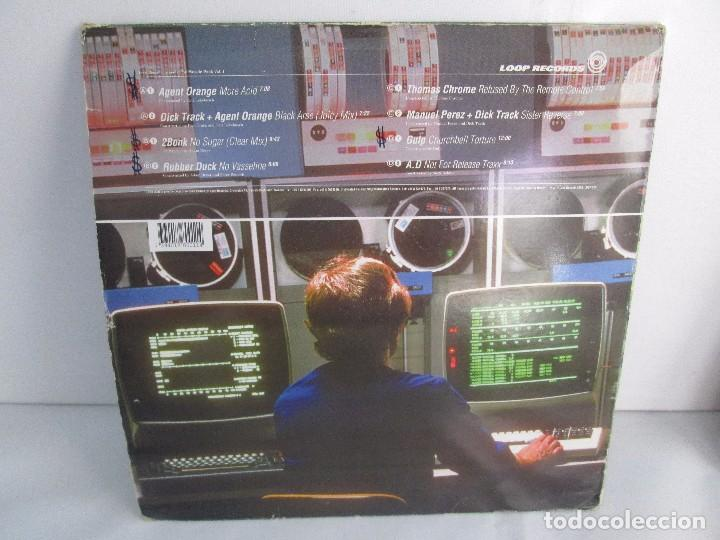 Discos de vinilo: THE MUSCLE PACK. THE EXPERIMENTAL POWEHOUS COMPILATION. EP VINILO .DOS DISCOS. LOOP RECORDS 1996 - Foto 12 - 104262947