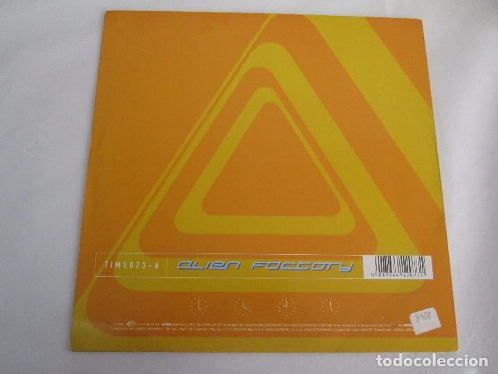 Discos de vinilo: ALIEN FACTORY. EP VINILO. TIME UNLIMITED 1997. VER FOTOGRAFIAS ADJUNTAS - Foto 7 - 104263323