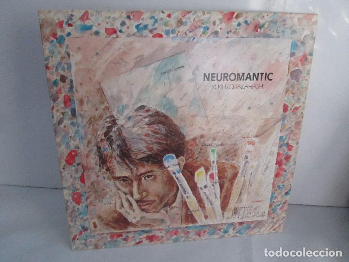 YOKIHIRO TAKAHASHI. NEUROMANTIC. LP VINILO. ALFA RECORDS 1981. VER FOTOGRAFIAS ADJUNTAS (Música - Discos - Singles Vinilo - Techno, Trance y House)