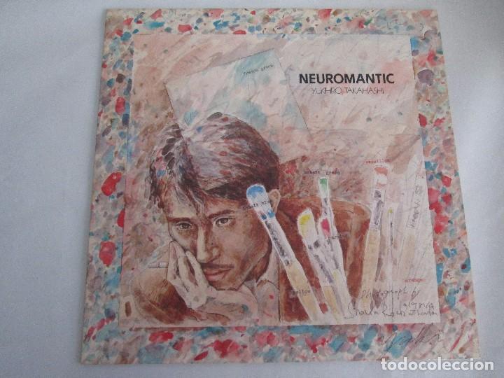 Discos de vinilo: YOKIHIRO TAKAHASHI. NEUROMANTIC. LP VINILO. ALFA RECORDS 1981. VER FOTOGRAFIAS ADJUNTAS - Foto 2 - 104263843