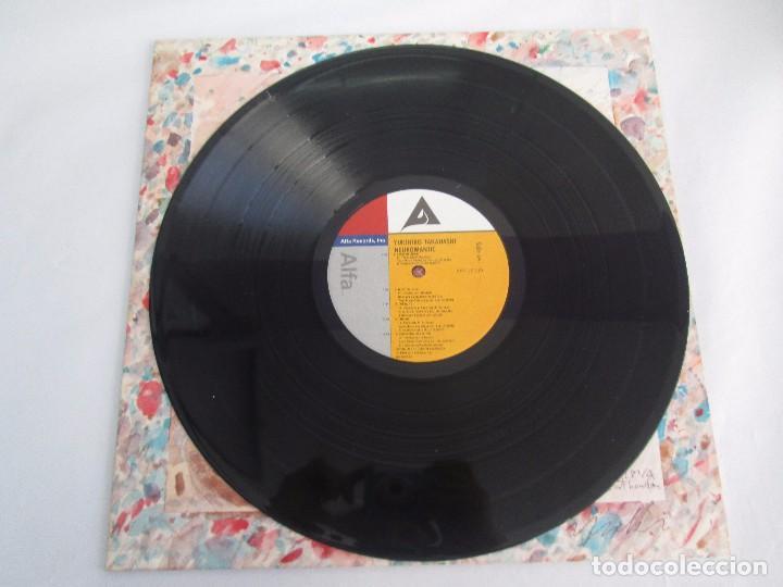 Discos de vinilo: YOKIHIRO TAKAHASHI. NEUROMANTIC. LP VINILO. ALFA RECORDS 1981. VER FOTOGRAFIAS ADJUNTAS - Foto 5 - 104263843