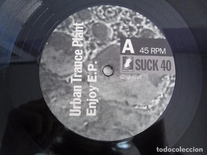 Discos de vinilo: URBAN TRANCE PLANT. ENJOY E.P. EP VINILO. DISCOMANIA. VER FOTOGRAFIAS ADJUNTAS - Foto 4 - 104264343