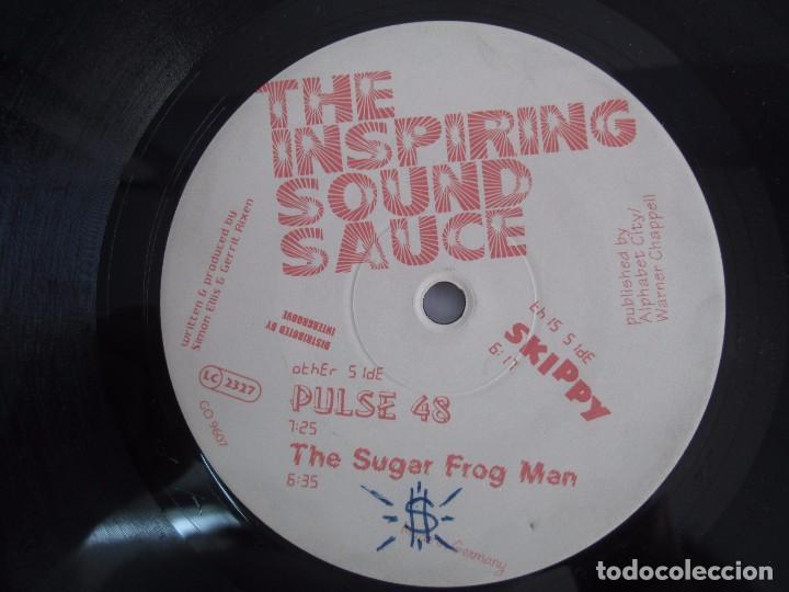 Discos de vinilo: THE INSPIRING SOUND SAUCE. PUBLISHED ALPHABET CITY WARNER CHAPPELI. EP VINILO. VER FOTOGRAFIAS - Foto 5 - 104265015
