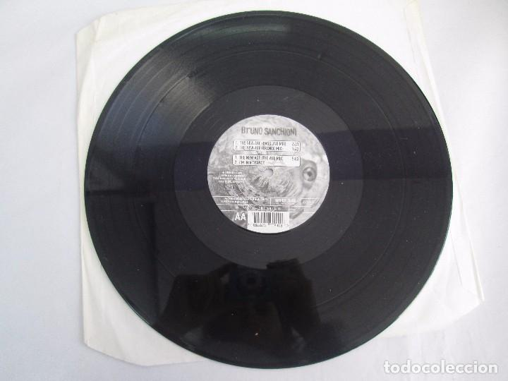 Discos de vinilo: BRUNO SANCHIONI. EP VINILO. VISION SOUNDCARRIERS 1996. VER FOTOGRAFIAS ADJUNTAS - Foto 5 - 104265983
