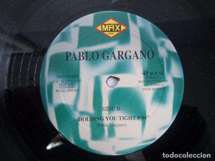 Discos de vinilo: PABLO GARGANO. THE SECRET SPICE. MAXI SINGLE 1997. MAX MUSIC EDICIONES. VINILO. VER FOTOGRAFIAS ADJU - Foto 4 - 104267267