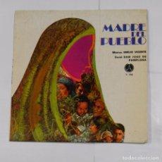 Discos de vinilo: MADRE DEL PUEBLO. CORAL SAN JOSE DE PAMPLONA. LP. EMILIO VICENTE. TDKDA24. Lote 104268507
