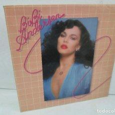 Discos de vinilo: BIBI ANDERSEN. LP VINILO. HISPAVOX 1980. VER FOTOGRAFIAS DJUNTAS. Lote 104276999