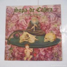 Discos de vinilo: SOPA DE CABRA - MUNDO INFIERNO - LP. TDKLP. Lote 104277311