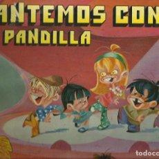 Discos de vinilo: LA PANDILLA. LP. PORTADA DOBLE. SELLO MOVIEPLAY . EDITADO EN ESPAÑA. AÑO 1971. Lote 104277363