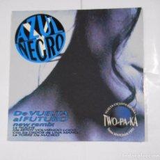 Discos de vinil: AZUL Y NEGRO - DE VUELTA AL FUTURO. LP. TDKLP. Lote 104277907