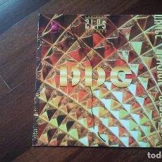 Disques de vinyle: DANCE DIVISION COLLECTION-2 LP. Lote 104278155
