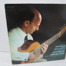 Discos de vinilo: NARCISO YEPES ORQUESTA FILARMONICA DE ESPAÑA. RAFAEL FRÜHBECK. TORROBA. BACARISSE. VINILO. Lote 104278723