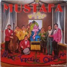 Discos de vinilo: RADIO TOPOLINO ORQUESTA-MUSTAFA, CFE-E-34.593. Lote 104279735