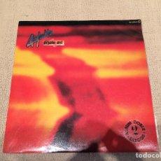 Discos de vinilo: ASFALTO -DÉJALO ASÍ- (1981) 2 X LP DISCO VINILO. Lote 104285191