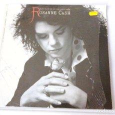 Discos de vinilo: ROSANNE CASH. RETROSPECTIVE 1079-1989. VINILO LP. Lote 104291231