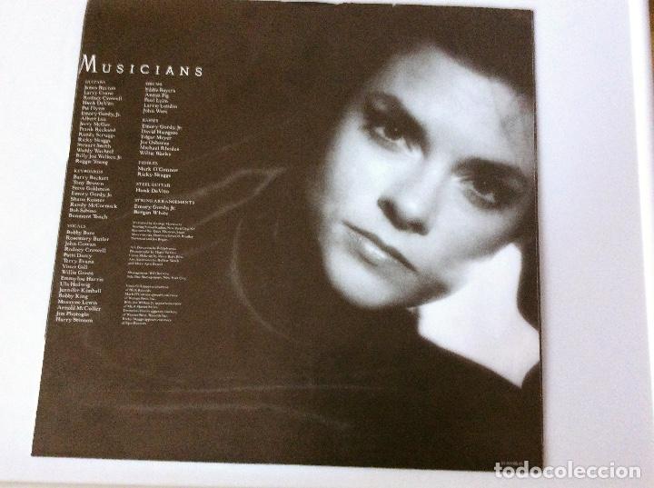 Discos de vinilo: Rosanne Cash. Retrospective 1079-1989. Vinilo Lp - Foto 3 - 104291231