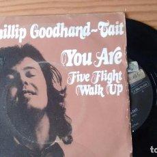 Discos de vinilo: SINGLE (VINILO) DE PHILLIP GOODHAND-TAIT AÑOS 70. Lote 104293555