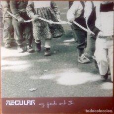 Discos de vinilo: V / A : REGULAR, MY FRIENDS AND I [ESP 2004] 12'X2. Lote 104294535