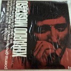Discos de vinilo: XERARDO MOSCOSO - VOCES CEIBES -ACOUGA + 3 -EP-EDIGSA/XISTRAL-N. Lote 104295471