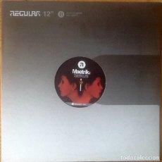 Discos de vinilo: MAETRIK : SEXUS [ESP 2007] 12'. Lote 104295495