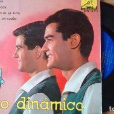 Discos de vinilo: E P (VINILO) DE DUO DINAMICO AÑOS 60'. Lote 104295647