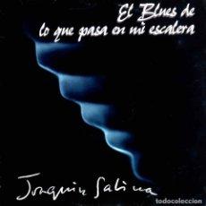 Discos de vinilo: JOAQUIN SABINA. EL BLUES DE LO QUE PASA EN MI ESCALERA. MAXI SINGLE 2 TEMAS. Lote 104299007