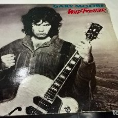 Discos de vinilo: MUSICA LP: GARY MOORE WILD FRONTIER HEAVY VINYL. Lote 104304431