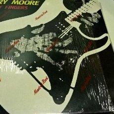 Discos de vinilo: MUSICA LP: GARY MOORE DIRTY FINGERS HEAVY VINYL. Lote 104304787