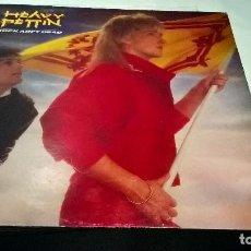 Discos de vinilo: MUSICA LP: HEAVY PETTIN ROCK AIN´T DEAD HEAVY VINYL. Lote 104305819