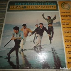 Discos de vinilo: THE BEAU BRUMMELS - INTRODUCING LP - ORIGINAL U.S.A. - AUTUMN 1965 - MONO - DEBUT ALBUM. Lote 104311599