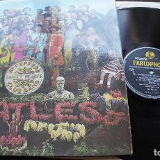 Discos de vinilo: THE BEATLES - SGT PEPPERS LONELY HEARTS CLUB BAND - MONO INGLES UK 1967. Lote 104311807