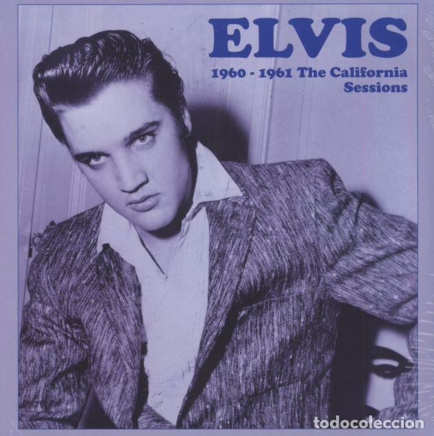 ELVIS PRESLEY - THE CALIFORNIA SESSIONS 1960-1961 - LP VINILO NUEVO (Música - Discos - LP Vinilo - Pop - Rock Extranjero de los 50 y 60)